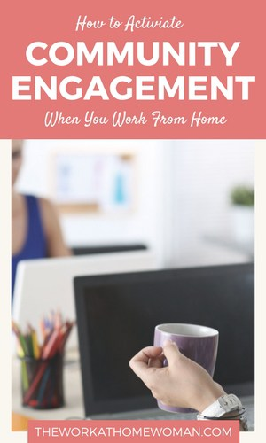 Many remote workers and solopreneurs enjoy working alone, but, there are many benefits to staying engaged in the community around you. If regular networking events are not your thing -- here's how you can activate community engagement with a shy personality.  via @TheWorkatHomeWoman