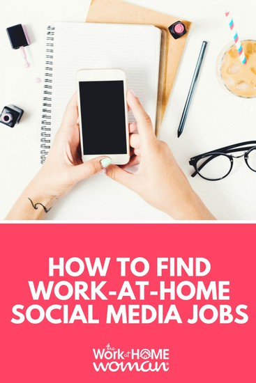 Whether you're looking to make a career change, or you want to bring your current marketing skills home, there are lots of work at home social media jobs for the taking. Here's where to find the best home-based social media manager positions available.  #socialmedia #business #workfromhome via @TheWorkatHomeWoman