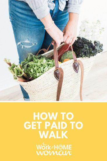 How to Get Paid to Walk