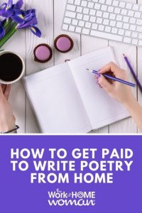 How to Get Paid to Write Poetry from Home