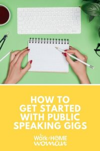 How to Get Started with Public Speaking Gigs