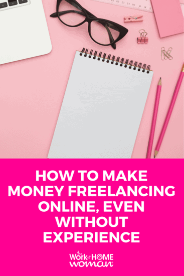 In 12 months Danny has made six figures using the freelance platform, elance! Find out how you can make money freelancing online -- no experience necessary! #freelance #writing #makemoney via @TheWorkatHomeWoman
