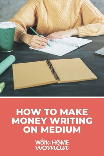 Writers today have a plethora of options to make money writing online. Here's how you can make money on Medium. via @TheWorkatHomeWoman