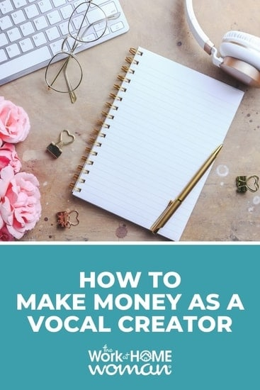 Have you seen the ads for Vocal, and now you're wondering if you can really make money with the platform? Find out in this Vocal review! via @TheWorkatHomeWoman