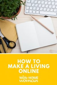 How to Make a Living Online