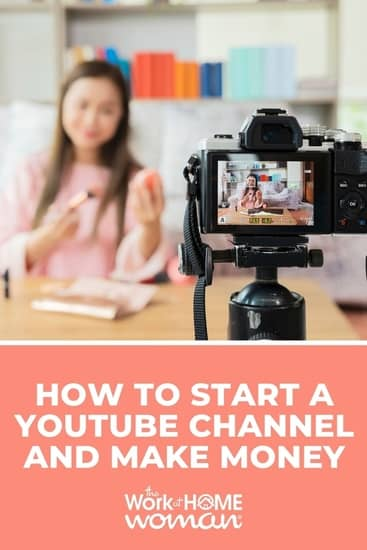 With these strategies, anyone can build a successful YouTube channel! To that end, here's how to start a YouTube Channel and make money. via @TheWorkatHomeWoman