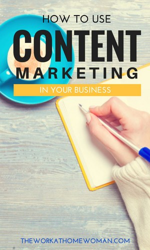 Are traditional advertising methods not working for your business? It's time to consider content marketing. Here's what you need to know and how to get started. #contentmarketing #business via @TheWorkatHomeWoman