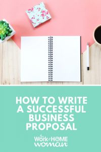 How to Write a Successful Business Proposal