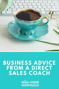 Interview with Work-at-Home Mom Julie Anne Jones - Direct Sales Coach