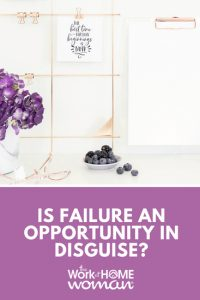 Is Failure an Opportunity in Disguise