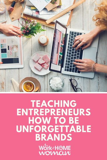 We all want to be seen, heard, remembered, and therefore Unforgettable. See how Judy Winslow was able to take this philosophy and turn it into a business.  #business #entrepreneur #marketing via @TheWorkatHomeWoman