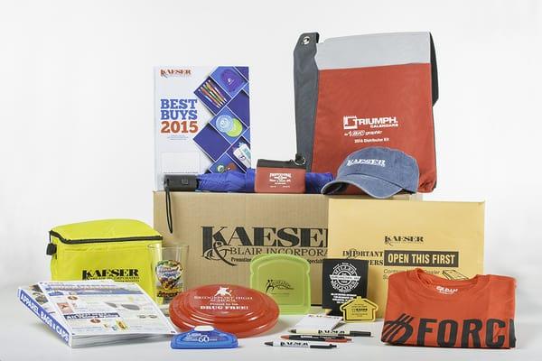 Kaeser & Blair Distributor