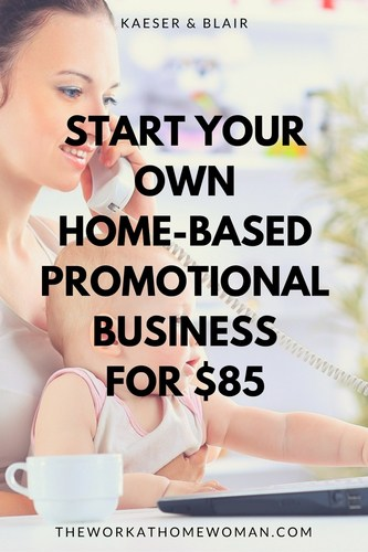 A family-owned company seeks independent dealers who want to make extra money working from home. Find out more about the Kaeser & Blair at-home opportunity. #business #ad https://www.theworkathomewoman.com/kaeser-blair-inc/