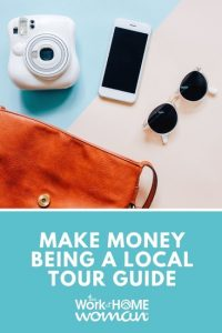Make Money Being a Local Tour Guide