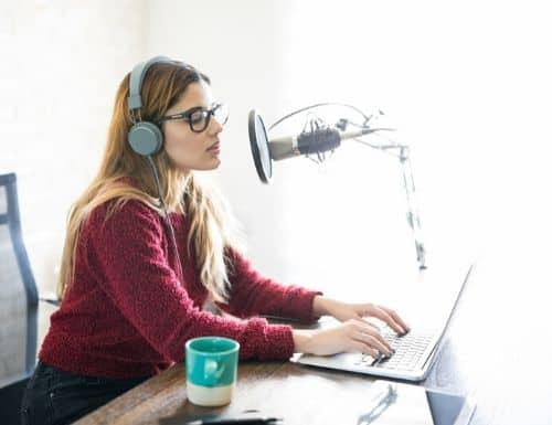 Make Money Narrating Audiobooks From Home