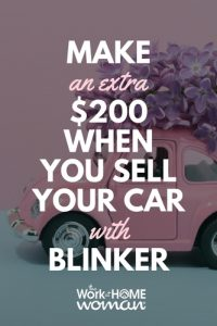 Make an Extra $200 When You Sell Your Car With Blinker