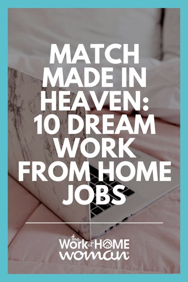 If you like the sound of working from home, but you're not sure where to start, here are ten dream work-from-home jobs you can start today. #workfromhome #workathome #job #jobs #career #dreamjobs  https://www.theworkathomewoman.com/6-dream-work-from-home-jobs/ ‎ via @TheWorkatHomeWoman
