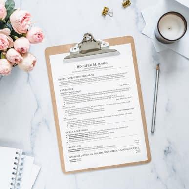 Ultimate Resume Template Bundle