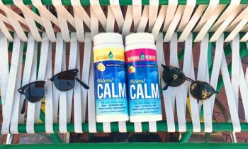 Enter to WIN Two Bottles of Natural Calm, The Anti-Stress Drink