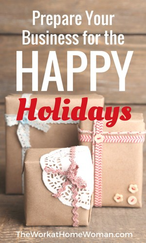 Prepare Your Business for the Happy Holidays #holiday #prep #ad