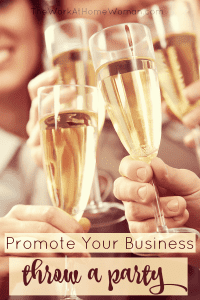 A New Way to Promote Your Business – Throw a Party or Event