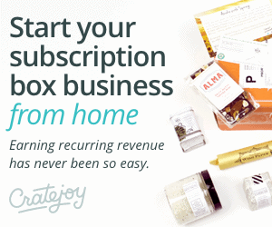 How to Start & Run a Successful Subscription Business From Home