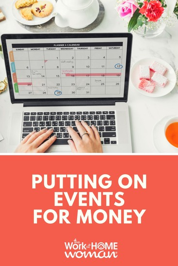 Putting on Events for Money, Interview with Trish Morrison