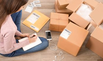 The Cost of Shipping Products From Home