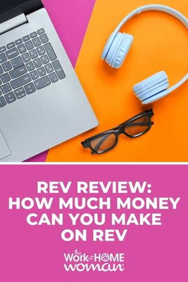 This Rev review covers everything you need to know about its work from home transcription jobs, so you can decide if you should apply. via @TheWorkatHomeWoman
