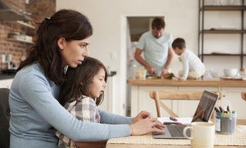 Rules For When Both Parents Work-at-Home