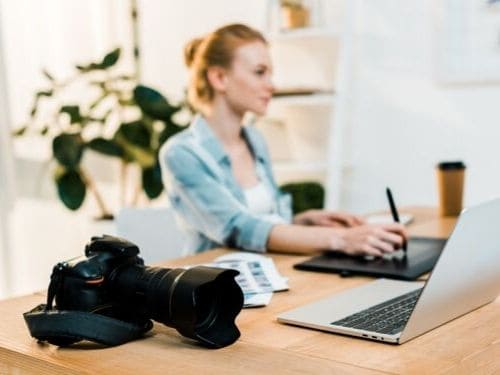 Running a Photography Business From Home
