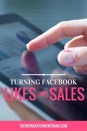 Turning Facebook Likes Into Sales
