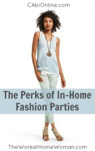 The Perks of In-Home Fashion Parties