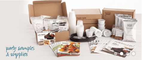 Love Entertaining? Work from Home Hosting Food Parties