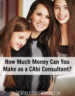 How Much Money Can You Make as a CAbi Consultant?
