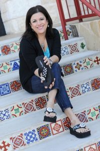 Interview with Sheena Edwards - Designer of Lizzie Lou Shoes