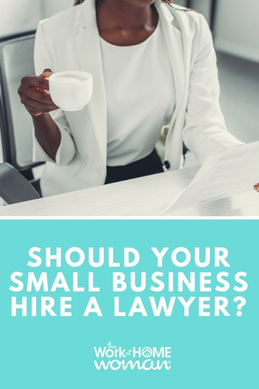 Should Your Small Business Hire a Lawyer?