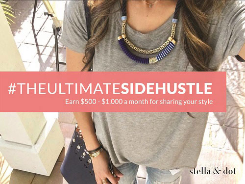 Stella & Dot Jewelry Giveaway and Career Opportunity Review