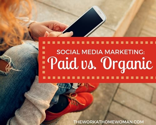 Social Media Marketing: Paid vs. Organic