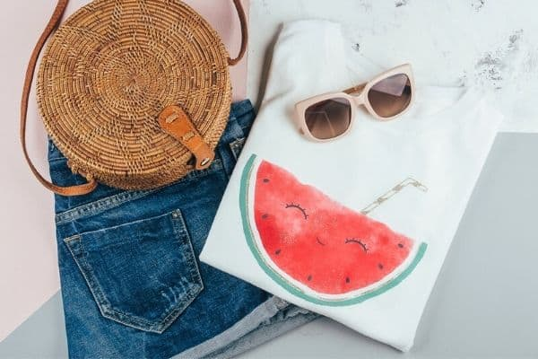 Image showing watermelon t-shirt design - Spreadshirt Review