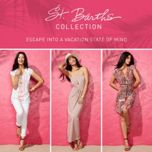 CAbi's St Barths Collection