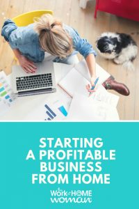 Starting a Profitable Business From Home, Interview with Carrie Wilkerson