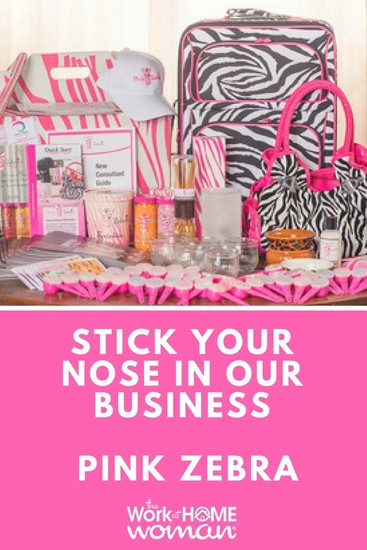 Would you like the chance to be own your boss? If so, the direct sales company, Pink Zebra, can help you achieve your dreams. Find out more! #workfromhome #business #pinkzebra #ad via @TheWorkatHomeWoman
