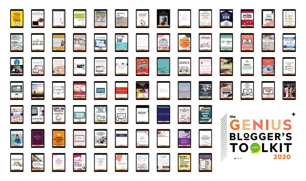 TGBK 2020 - best blogging coures