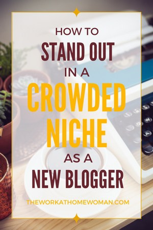 How to Stand Out in a Crowded Niche as a New Blogger