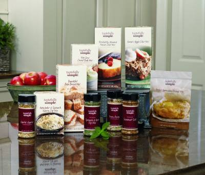 Tastefully Simple – A Home-Based Business Opportunity for Food Lovers