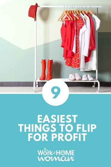 The 9 Easiest Things to Flip for Profit