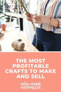 The Most Profitable Crafts to Make and Sell
