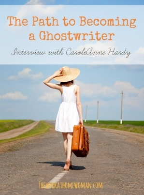 CaroleAnne Hardy is the Founder and President of The Advisors Voice. Find out how her atypical career journey led her down the path to ghostwriting. #ghostwriter #business via @TheWorkatHomeWoman