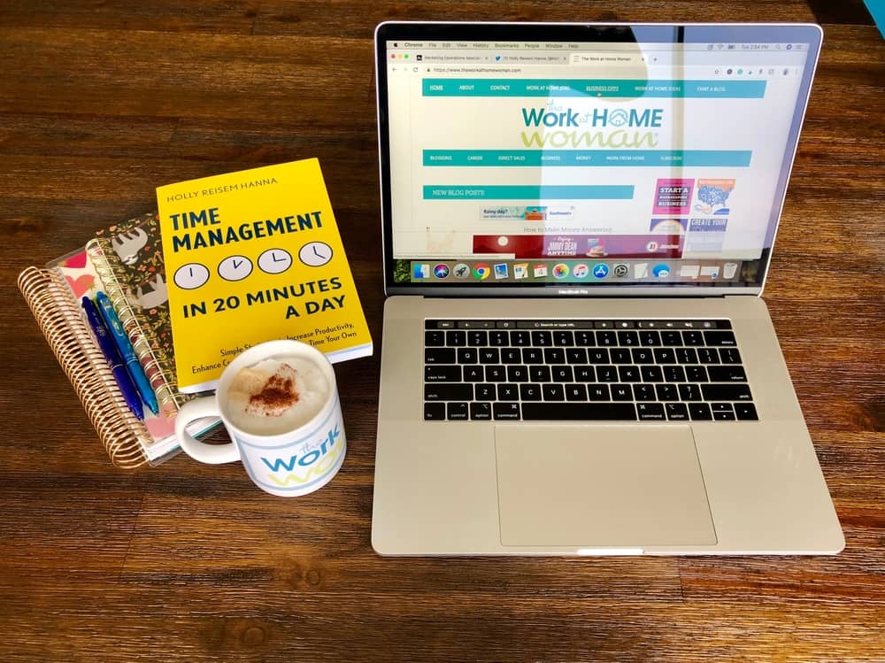The Work at Home Woman Book
